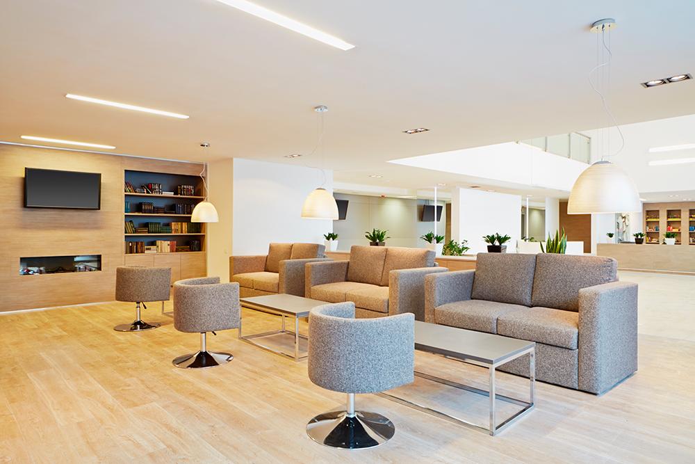 Empresa de design de interiores: Projeto e Preço